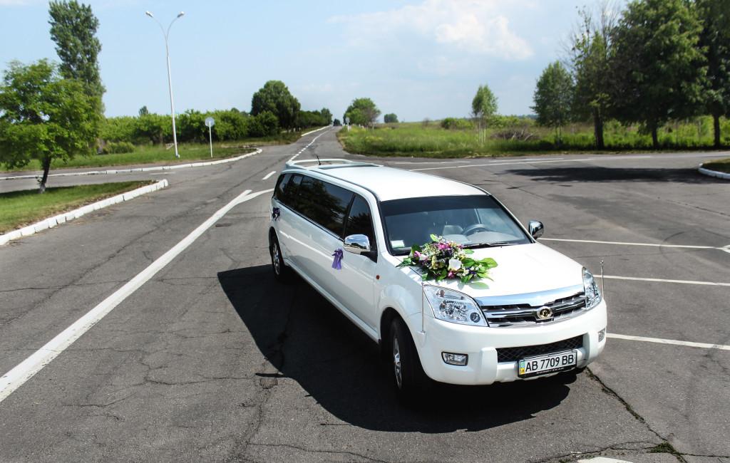 Прокат лимузина Винница
