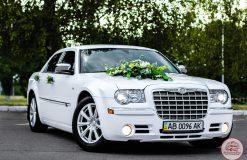 Аренда Chrysler 300C на свадьбу