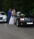 Кортеж на свадьбу в Виннице