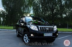 Аренда джипа Toyota Land Cruiser 150 Prado