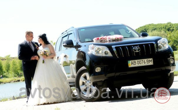 Аренда джипа Toyota Land Cruiser 150 Prado