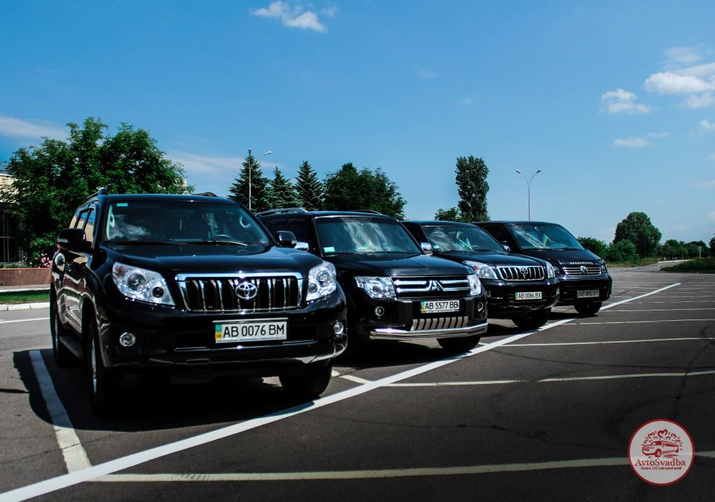Автомобили для трансфера с аэропорта, ВИННИЦА