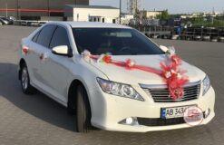Toyota Camry v50 на свадьбу в Виннице